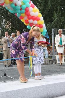 Kristinebergsskolan invigd