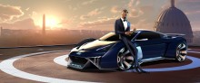 Audi designer spionbil til ny animationsfilm