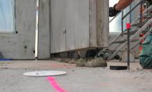 Fyra lösningar från Weber för prefabricerade betongelement