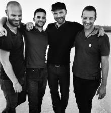 Midnight - ny låt fra Coldplay