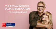 Smarteyes är en av Sveriges bästa arbetsplatser - för tredje året i rad