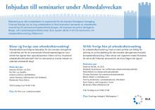 SLA i Almedalen