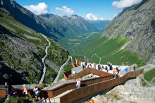 Norwegens Tourismusbranche zieht erfolgreiche Bilanz für 2015: Deutliches Wachstum auch aus dem wichtigsten Quellmarkt Deutschland
