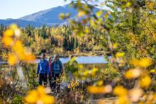 Åre fortsätter utveckla upplevelsen för vandrare