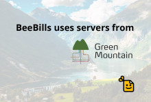 BeeBills ascends Green Mountain – The road to a greener invoice system