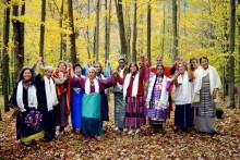 The International Council of 13 Indigenous Grandmothers till Sverige. Historiskt möte på Clarion Hotel Stockholm 11-14 juli