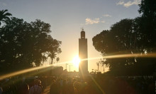 LIVING NOSADE: Arriving in Marrakesh