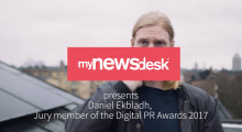 """Patience is a good thing to have when it comes to content creation"" – Daniel Ekbladh, Visual Content Creator"