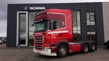 Ny brugt Scania til Peter Jensen Transport i Brørup