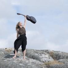 Sofia Karlsson drar första ackordet  vid Musikrikets höstpremiär