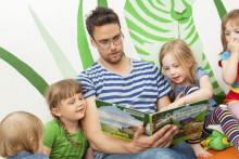 Öppna världen för ditt barn med sagorna som bryter normer