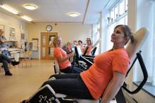 Pressinbjudan: Frukostseminarium om Äldrepower, träning för seniorer och äldre med demenssjukdom
