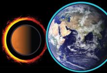 Föregångare till livets byggstenar i atmosfären på Saturnus måne Titan