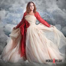Shirley Clamp gör årets låt till förmån för World Aids Day Galan 2014