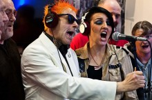 Northumbria academic records punk track to raise funds for Newcastle homeless charity