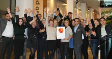 We are one of Sweden's most attractive employers!