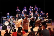 Tioåringar i Malmö får uppleva storband i rörelse