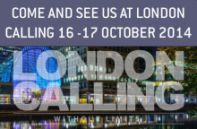 Visit Neopost at London Calling 2014!