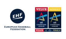 Salming ny samarbetspartner till Europeiska Handbollsförbundet