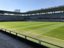 Första matchen på Gamla Ullevi blir den 10 maj