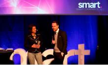 Inspirerande dag på SMART Conference