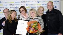 Mobil journal på Väddö vinner pris