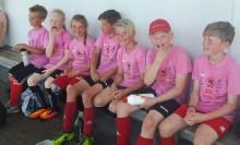 Bilfinger stödde för tredje året Klassfotbollen i Stenungsund