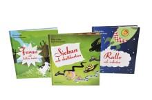 Stimulera barns språkutveckling med Snicksnacksnoken!