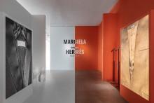 """Utställningen """"Margiela, åren med Hermès"""" förlängs till den 28 april 2019"""