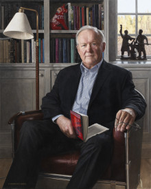 Göran Persson is this year's Portrait of Honour