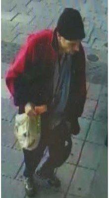 CCTV: Police investigating Southampton assault issue CCTV image