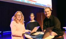Klart för Örebroföreläsningen om mikroplast för kungen