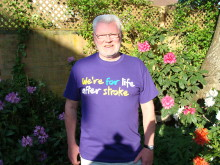 Wokingham stroke survivor set to climb mount Ben Nevis for the Stroke Association