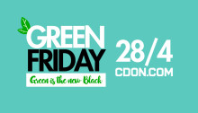 CDON firar Green Friday den 28 april