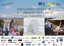 Publikumsuccé Jämtlands Skogs- och lant-bruksmässa kommer tillbaka