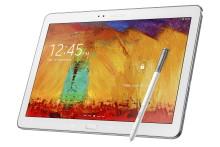 Samsung GALAXY Note 10.1, 2014 Edition giver dig ultimativ produktivitet i et stilrent design