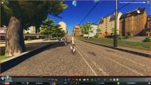 Trafiklösningar för Norra Djurgårdstaden testades  under workshop med dataspelet Cities: Skylines