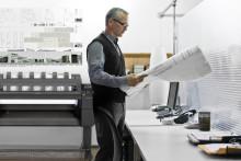 Ny HP Designjet ePrinter gjør det enklere  å skrive ut i storformat