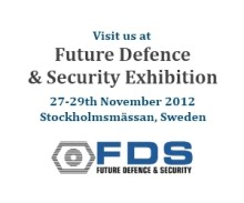 Malux ställer ut på FDS - Future Defence and Security