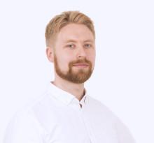 Ny medarbetare: Kristofer Lundberg