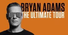 Bryan Adams - The Ultimate Tour till Malmö Arena!