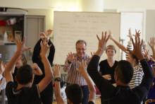 Dansande rektor ny ledamot i styrelsen för Institutet Dans i skolan