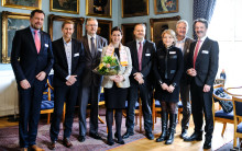 Ulrike Haugen (DNV GL) ny president i Norsk-Tysk Handelskammer