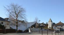 Ålgård kirke ble vigslet 15.03.2015
