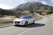 Fortsatt bredd i Peugeots miljöbilsprogram