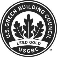 Eteran toimitalo sai LEED GOLD -ympäristösertifikaatin