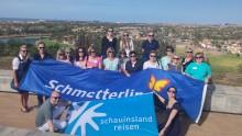 Beeindruckende Erlebnisse bei der Schmetterling Inforeise mit Schauinsland-Reisen nach Gran Canaria