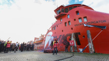 'Esvagt Mercator' keeps Nobelwind and Belwind spinning