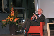 Gesprächsabend mit Bundestagspräsident Prof. Dr. Norbert Lammert