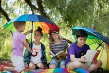 Göteborgs Stad skapar en färgsprakande Regnbågsbibbla
